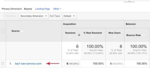 Google Analytics Filter Step 10 - Wise Choice Marketing Solutions