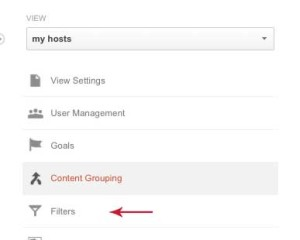 Google Analytics filter step 4 - Wise Choice Marketing Solutions